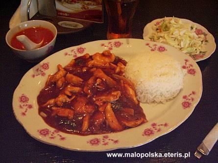 Chińskie Jedzenie W Tarnowie Restauracja Le Ba Moja