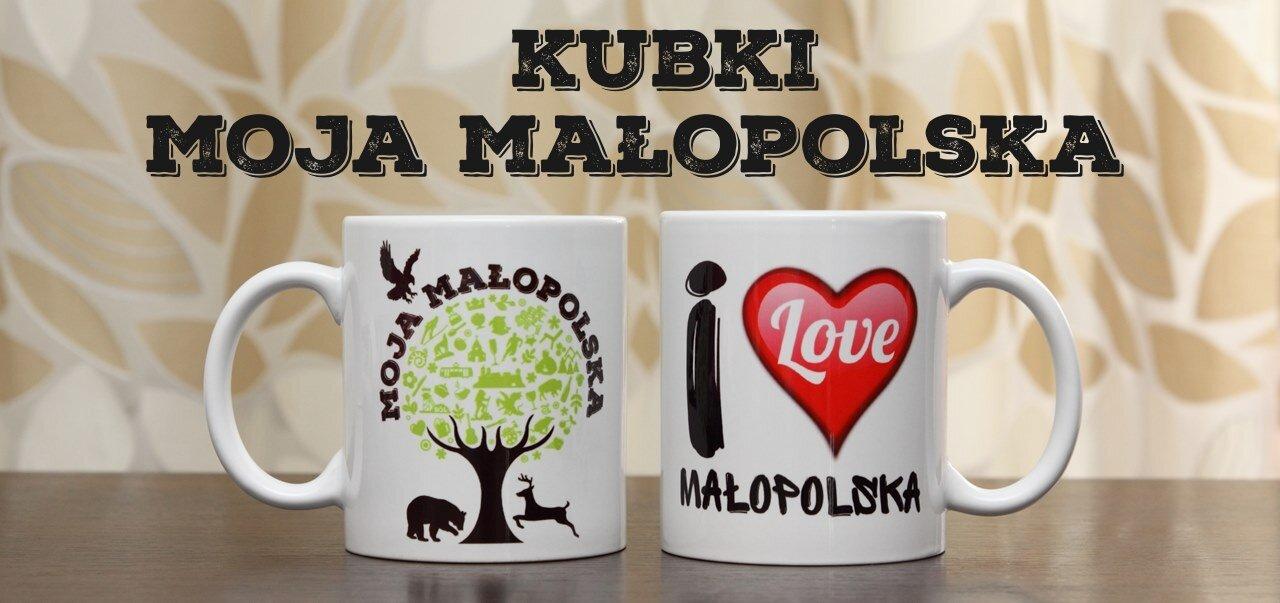 b2e16944d Kubki Moja Małopolska - Moja Małopolska